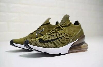 running shoes first look latest design NIKE AIR MAX 270 Olive Flak Sepia Size 8 Uk 42.5 Eu [AO1023 ...