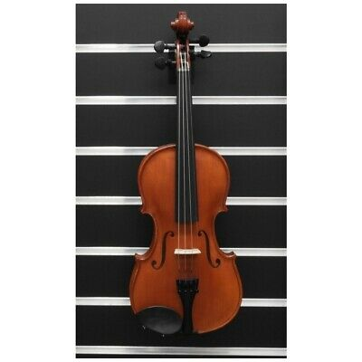 Gliga Violin  4/4 Gliga 1 Outfit Antique Finish Inc Bow & Case Made in Europe