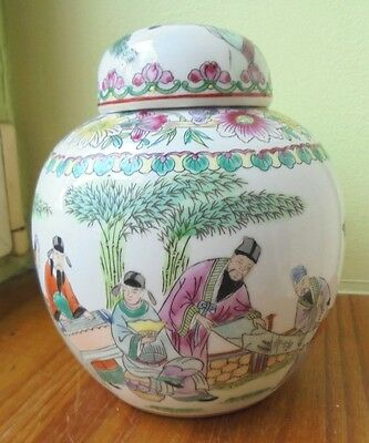 gingember pot, or tea? signé red stamp ancien chine    ,chine.  Asie. japan
