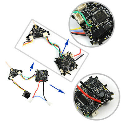 JMT 75mm V2 Crazybee F4 Pro OSD 2S FPV RC Racing Drone Caddx EOS2