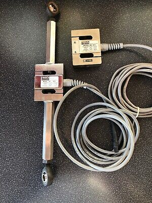 Tedea Huntleigh 616 And 615 Load Cells. Includes A Set Of Spherical Joints