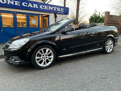 Vauxhall Astra 1.8i 16v Twin Top Design Convertible Cabriolet ** 2008 58 **