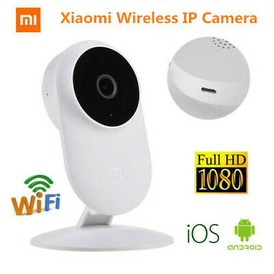 Xiaomi Wireless WIFI 1080P HD IP Camera Smart Home Security 130° Wide Angle