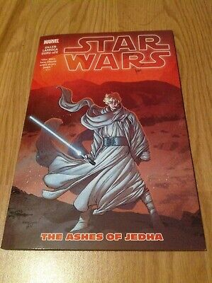 The Ashes Of Jedha. Star Wars vol 7 comic Marvel. tpb / graphic novel.