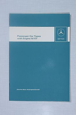 Mercedes-Benz Engine M117 (450) Introduction into Service Manual