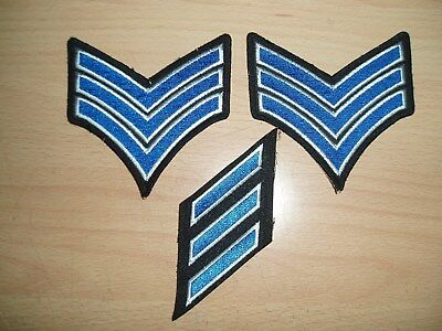 Nypd Sergeant Patches Uns Stripes