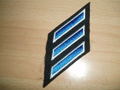 Nypd Sergeant Stripes