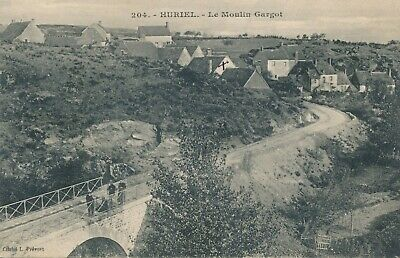CPA - France - (03) Allier - Huriel - Le Moulin Gargot