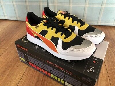PUMA RS-100 X Roland TR-808 UK 11 EUR 46 e5d1a5feb