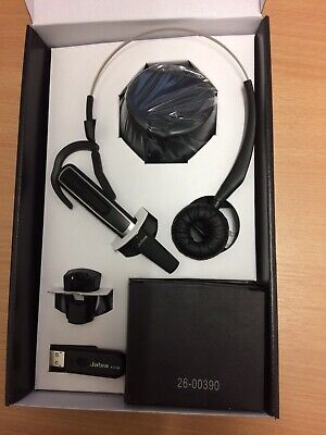 New/Boxed Jabra M5390 Multiuse UK Wireless Headset (P/N 5317-408-302)