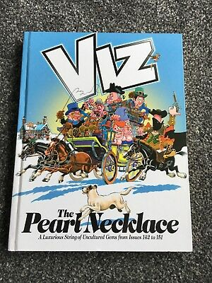 Viz The Pearl Necklace Hardback Book Annual