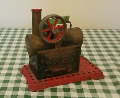 UNBOXED VINTAGE 1970's MAMOD MINOR MM1 STATIONARY STEAM ENGINE TO RESTORE