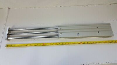 SMC MGPM32-400 Compact Guide Slide Bearing Pneumatic Cylinder 1.0MPa - New