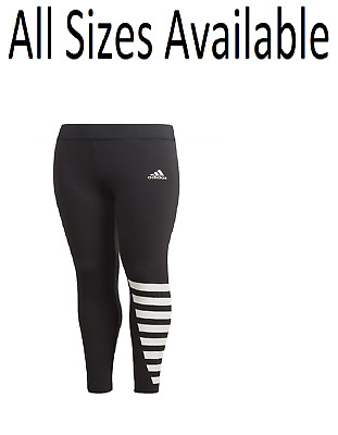 adidas Children's Yg Id Tights Sizes ,Size 7-8A, Size 910A, Size 1112, Size 1314