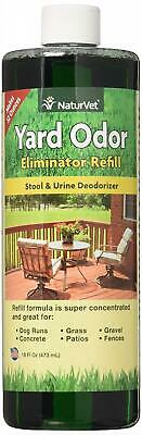 Yard Pet Odor Eliminator Stool & Urine Deodorizer, For Outdoor Surfaces 16 oz