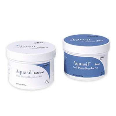 Aquasil Soft Putty Regular Set 2 X 450Ml
