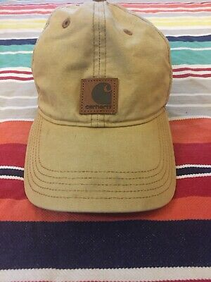 ee18e833419 NEW CARHARTT MENS Odessa Cap Brown One Size FREE SHIPPING -  22.87 ...