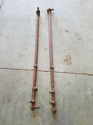Ford 600 800 601 801 Early 2000 4000 Tractor Power Steering Tie Rods