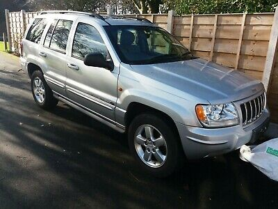 Jeep Grand Cherokee Overland 2.7 crd - 2004 - automatic