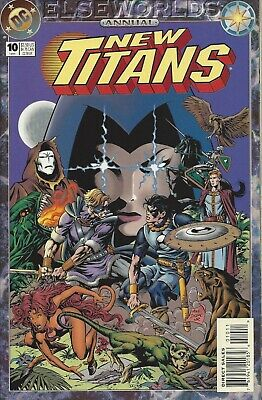New Titans Annual #10. 1994. DC. Elseworlds. VF/NM.