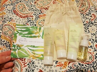 Tropic Skincare Hair care Discovery Kit
