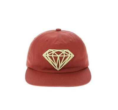Brand New Mens Diamond Supply Co. Brilliant Unconstructed Snapback Hat 911dd16ab757