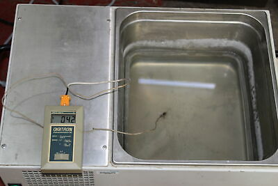 Haake Laboratory Water Bath Refrigerated Heating Type 111 Lab Equipment