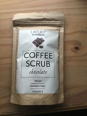 Lacura Coffee/Chocolate Body Scrub