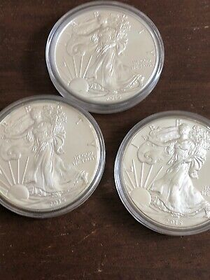 american eagle silver dollar lot 2015