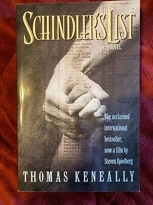 Schindler's List by Thomas Keneally (1993, Paperback)