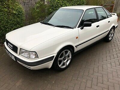audi 80 SE Sport 1994 rust free just serviced great classic car