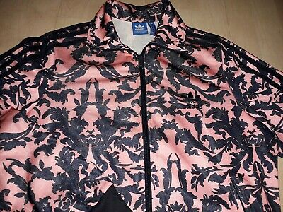 2015 ADIDAS FLORAL TRACKSUIT TOP S 12 Superstar X Farm Safety Firebird Y3