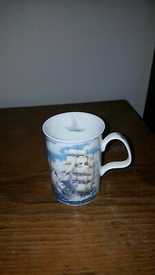Original Roy Kirkham Sailing Mug