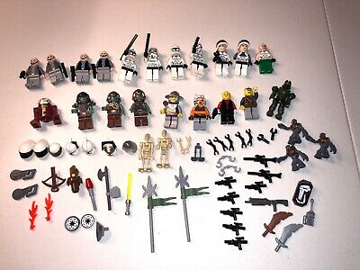 X15 Lot Custom Blasters Blaster Weapon PACK for Star Wars Lego Minifigures