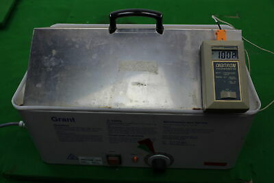 Grant Water Bath JB2 with Lid Lab Heating / Boiling Bath