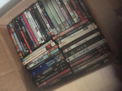USED DVDS (ASSORTED TITLES)