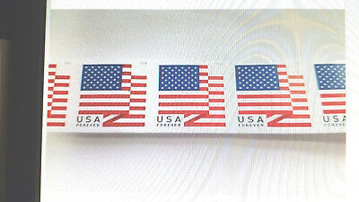 """200  USPS Forever Stamps 2 Rolls 100  """"Look Now""""  < $88.50 >  (1 Item Per Sale )"""