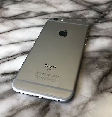 Apple iPhone 6s - 128GB - Space Grey (Unlocked) - Superb Condition !