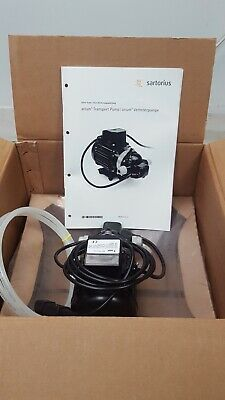 Sartorius Arium Transport Pump New in Box Lab Laboratory