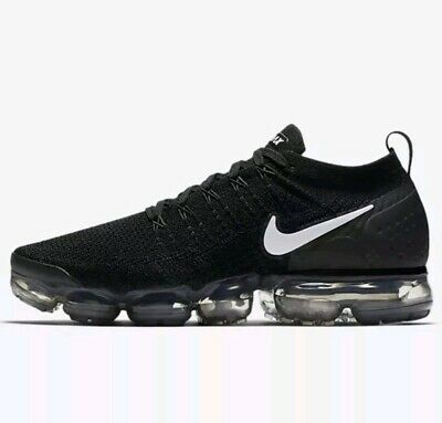 Vapormax 2 Black and white size 11