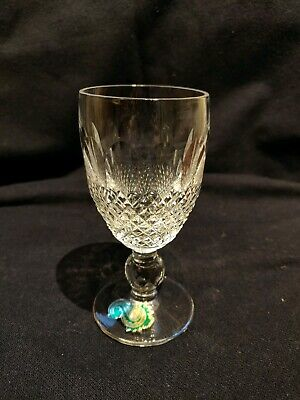 """Waterford Cut Crystal """"Colleen"""" Pattern Liqueur Glass"""