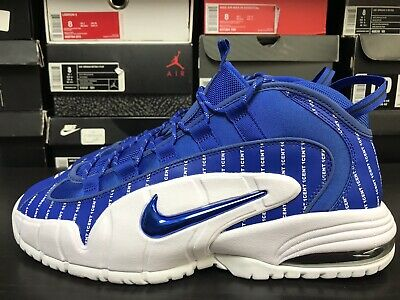 NEW NIKE AIR Max Penny 1 Game Royal Blue White Size 14