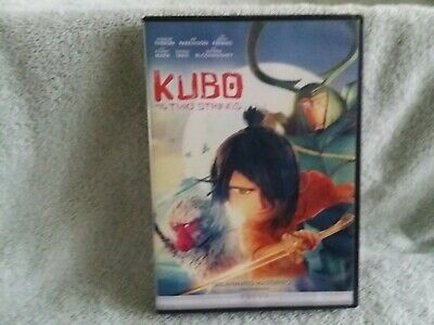Kubo and the Two Strings (DVD, 2016)