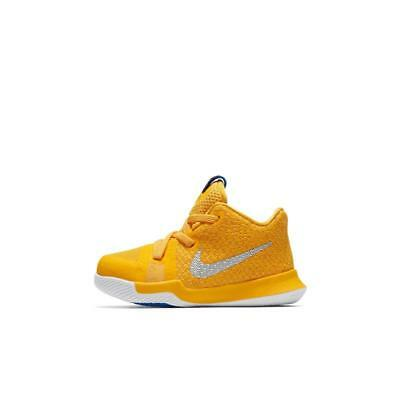 3730fb33b NIKE KYRIE 3 Baby Toddler Boy s Mac and Cheese Shoe Size 5c New with ...