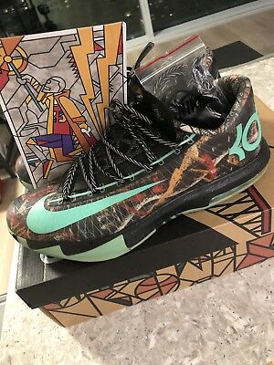 fd89d092ce35 Nike KD 6 All-Star Gumbo League Size 12 Pre-Owned