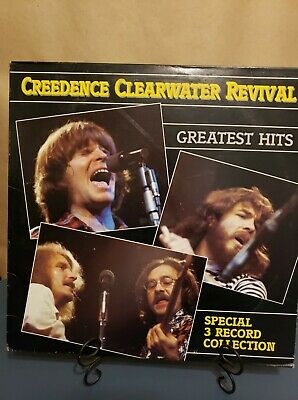 record vintage vinyl album lp CCR creedence Clearwater revival greatest hits