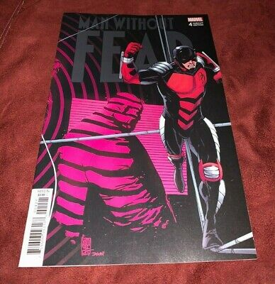 MAN WITHOUT FEAR  #4  Camuncoli VARIANT  2019 Marvel Comics daredevil death of