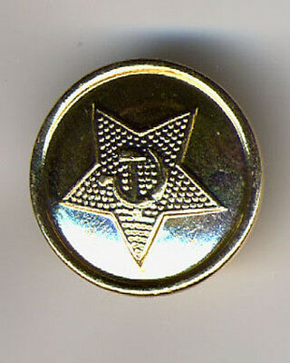 10 Big Official Uniform Buttons Ussr Russia Soviet Army Star Rim Gold Coloured