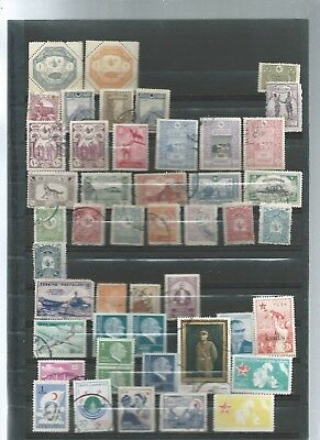 Older Turkey Postage stamps