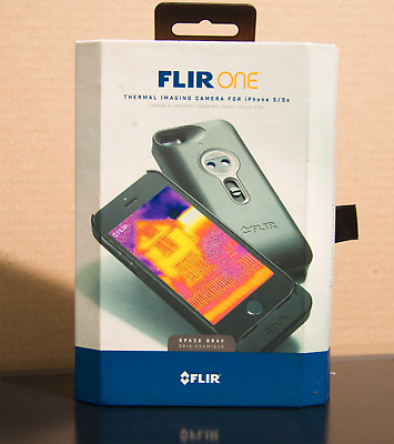 Flir One thermal imaging camera for iPhone 5/5s